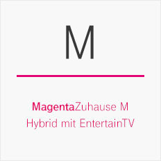 magentazuhause m hybrid mit entertaintv