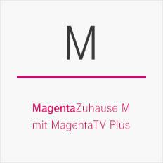 Magentazuhause M Mit Magentatv Plus Jetzt Bestellen Telekom