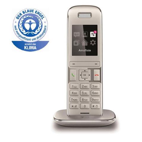 speedphone 50 platin telefon f r speedport telekom. Black Bedroom Furniture Sets. Home Design Ideas