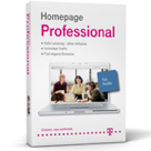 homepage professional