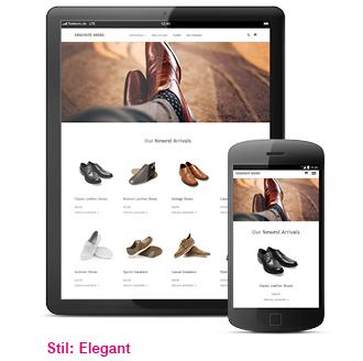 Drei Webshop-Pakete für jeden Bedarf | Telekom