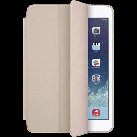 apple-ipad-mini-3-smartcase-leder-beige-vorne