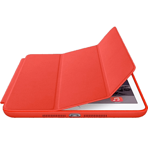 apple-ipad-mini-3-smartcase-leder-rot-seitlich