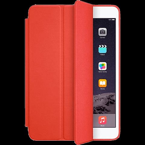 apple-ipad-mini-3-smartcase-leder-rot-vorne
