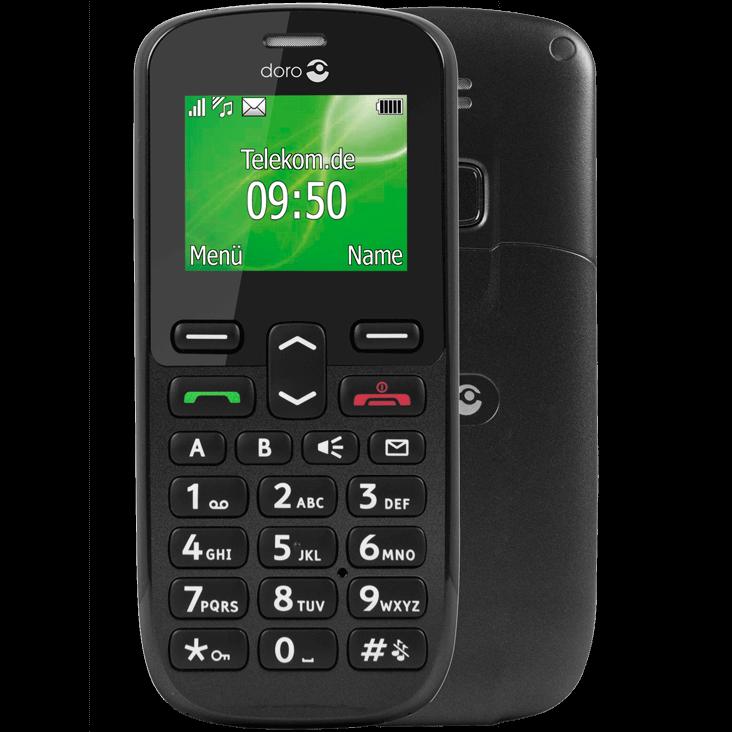 doro-phoneeasy-508s-vorne-und-hinten