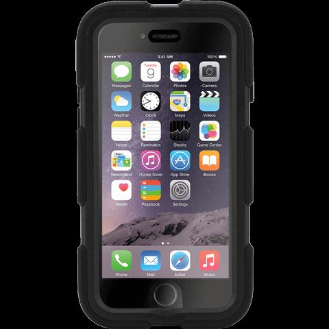 griffin-survivor-apple-iphone-6-schwarz-vorne