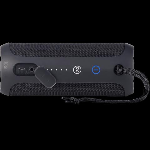 JBL Flip 3 Bluetooth Lautsprecher schwarz hinten 99923790