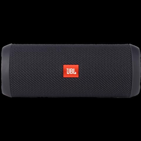 JBL Flip 3 Bluetooth Lautsprecher schwarz vorne 99923790