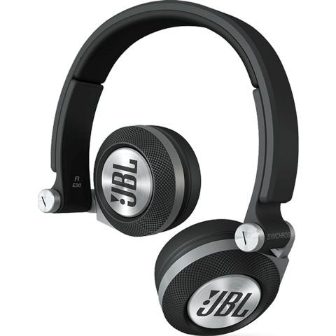jbl-e30-schwarz-on-ear-kopfhoerer-vorne