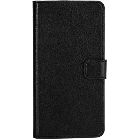 xqisit-slim-wallet-case-schwarz-iphone-6-vorne