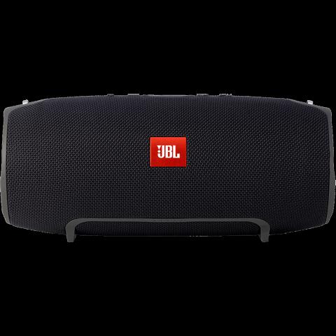 JBL Xtreme Bluetooth Lautsprecher schwarz vorne
