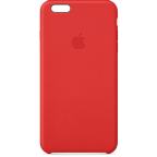 Apple Leder Case Rot iPhone 6 Plus 99922240 kategorie