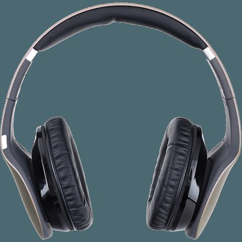 xqisit Bluetooth Stereoheadset LZ380 gold hinten 99922349