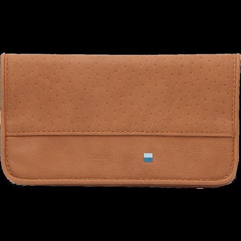 Golla Air Wallet Universal Tasche Fudge 99923408 vorne