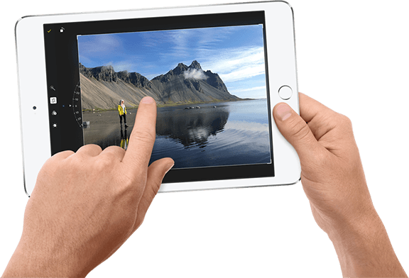 Apple iPad mini 4 alles mini