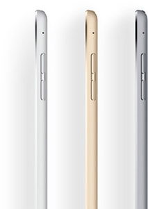 Apple iPad mini 4 unglaublich leicht