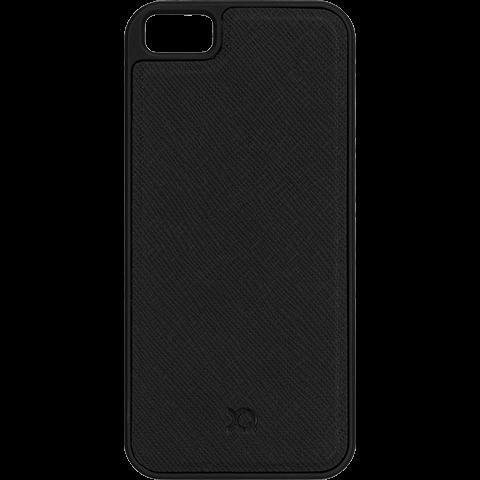 xqisit-magneat-iplate-iphone-5-5s-schwarz-vorne-99924379