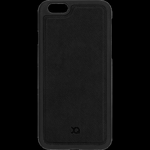 xqisit-magneat-iplate-iphone-6-6s-schwarz-vorne-99924365