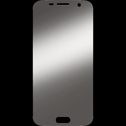 Displex Privacy Displayschutzfolie Transparent Samsung Galaxy S7 Edge 99924579 vorne