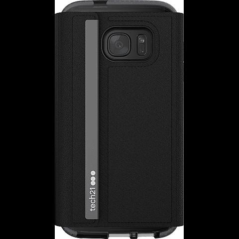 Tech21 EVO Wallet Schwarz Samsung Galaxy S7 99924532 vorne