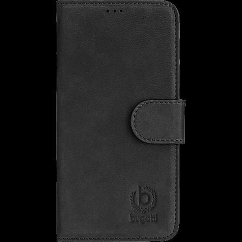 Bugatti Booklet Madrid Samsung Galaxy S7 edge Schwarz 99924568 vorne