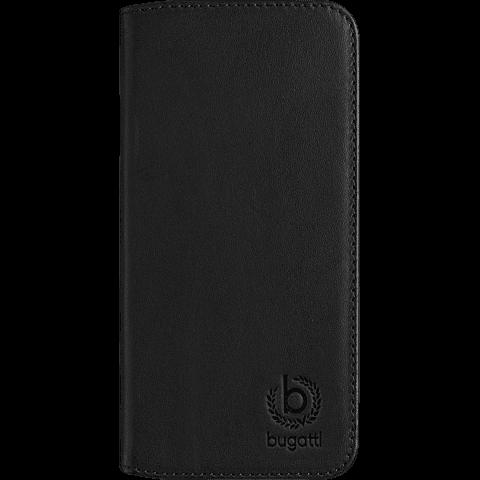 Bugatti Booklet Oslo Samsung Galaxy S7 Edge Schwarz 99924569 vorne