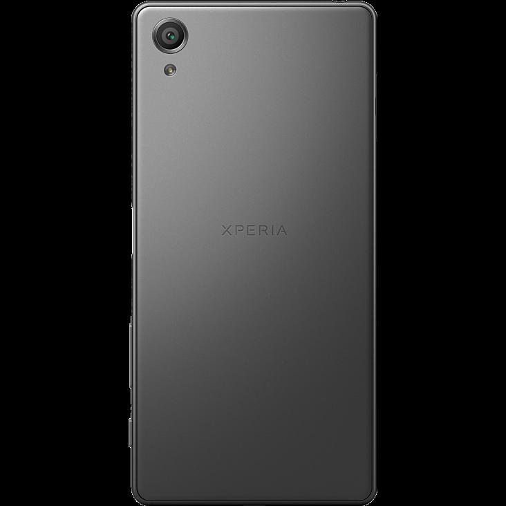Sony Xperia X hinten