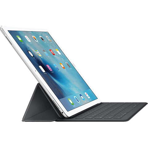 Apple iPad Pro 9,7 Smart Keyboard US hinten 99924740