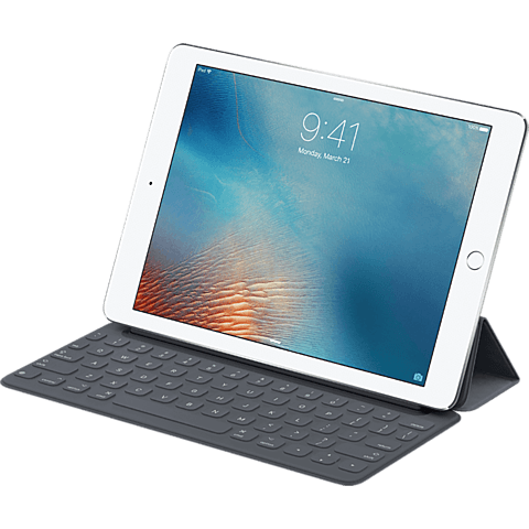 Apple iPad Pro 9,7 Smart Keyboard US seitlich 99924740