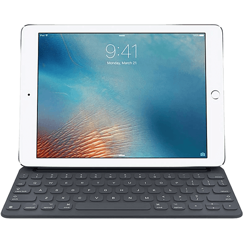 Apple iPad Pro 9,7 Smart Keyboard US vorne 99924740