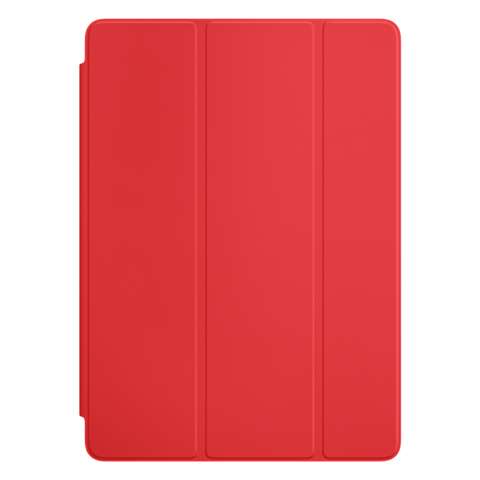 Apple iPad Pro 9,7 Smart Cover Rot vorne 99924739