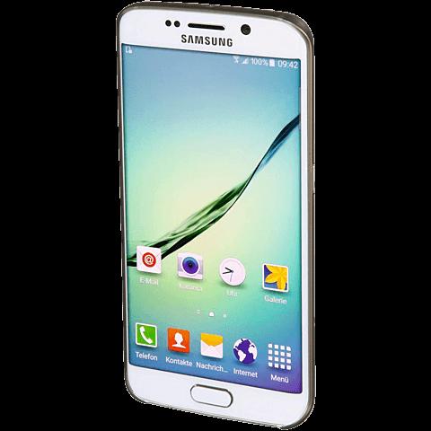 Hama Ultra Slim Cover Schwarz Samsung Galaxy S7 Edge 99924655 hinten