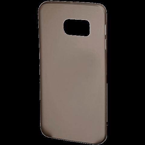 Hama Ultra Slim Cover Schwarz Samsung Galaxy S7 Edge 99924655 vorne