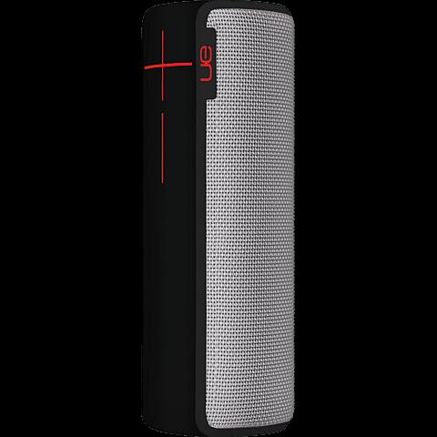 UE BOOM 2 Bluetooth-Lautsprecher Custom Vinyl Grau seitlich 99924765