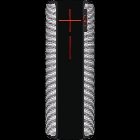 UE BOOM 2 Bluetooth-Lautsprecher Custom Vinyl Grau vorne 99924765