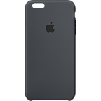 Apple Silikon Case Anthrazit iPhone 6s Plus  99924551 kategorie