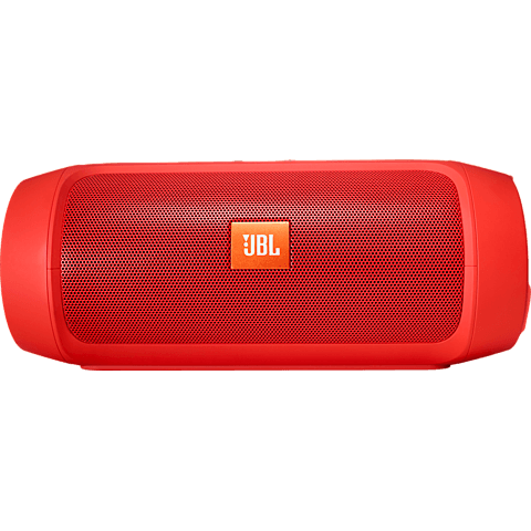 jbl charge 2+ rot bt-lautsprecher vorne 99924658
