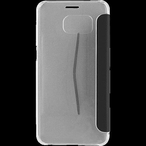 xqisit Flap Cover Adour Samsung Galaxy S7 Grau 99924577 hinten