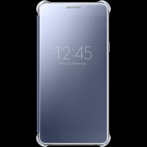 Samsung ClearView Cover Galaxy A5 (2016) Schwarz hinten 99924787