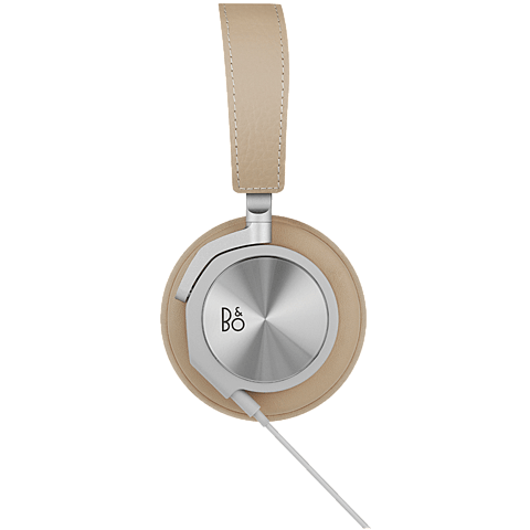 B&O BeoPlay H6 (2nd) Over Ear Natural  99924751 seitlich