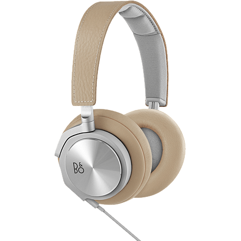 B&O BeoPlay H6 (2nd) Over Ear Natural  99924751 vorne