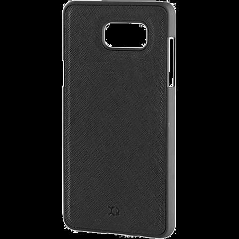 xqisit Magneat iPlate Schwarz Samsung Galaxy A5 (2016) 99924393 seitlich