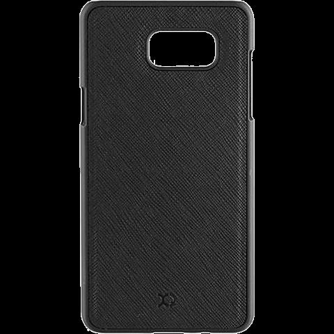 xqisit Magneat iPlate Schwarz Samsung Galaxy A5 (2016) 99924393 vorne
