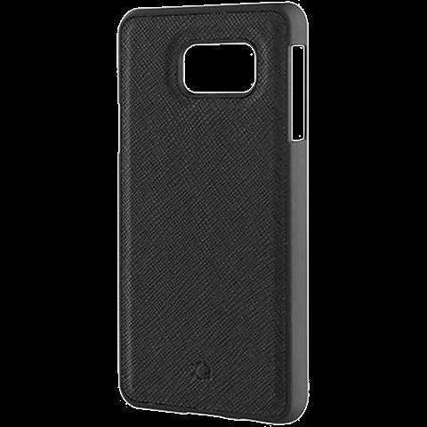 xqisit Magneat iPlate Schwarz Samsung Galaxy A3 (2016) 99924395 seitlich