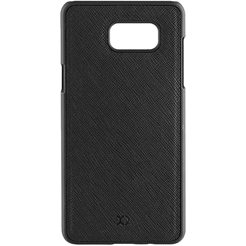 xqisit Magneat iPlate Schwarz Samsung Galaxy A3 (2016) 99924395 vorne
