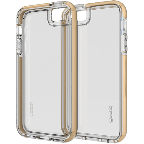 gear4 IceBox Tone Gold Apple iPhone SE / 5s 99924828 hinten