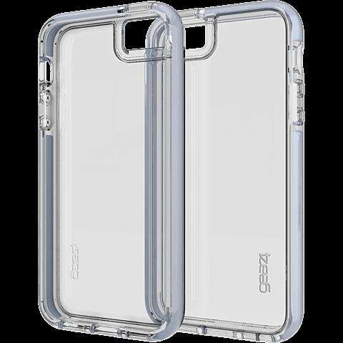 gear4 IceBox Tone Silber Apple iPhone SE / 5s 99924831 hinten