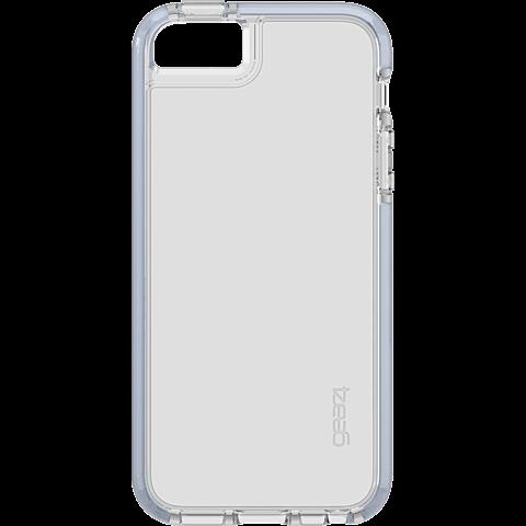 gear4 IceBox Tone Silber Apple iPhone SE / 5s 99924831 vorne