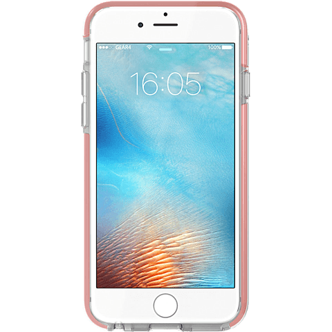 gear4 IceBox Tone Rosegold Apple iPhone 6s 99924838 vorne