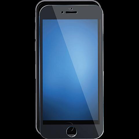 gear4 Tough Glass Folie Schwarz Apple iPhone 6s 99924845 vorne
